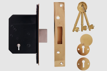 Deadlock Installation by Bow master locksmith
