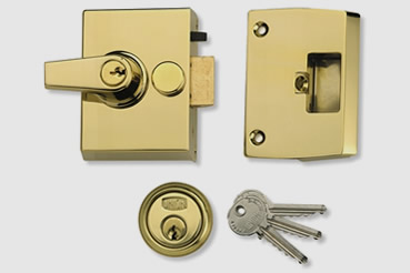 Nightlatch installation by Bow master locksmith